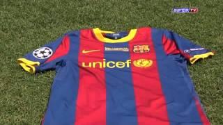 FC Barcelona - The Wembley t shirt