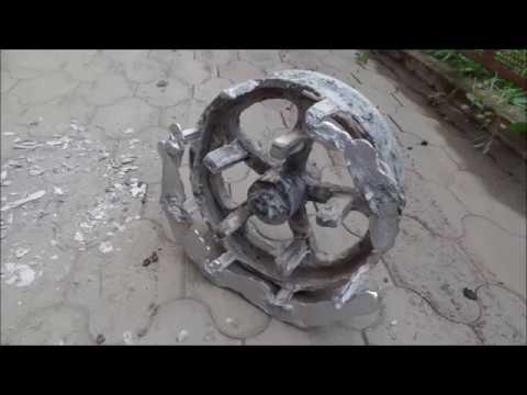 Колесо для гриндера D-350мм