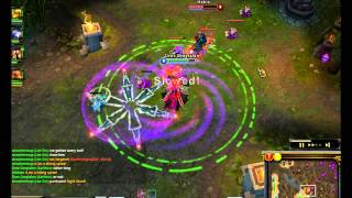 League of Legends Solo Mid Karthus Commentary