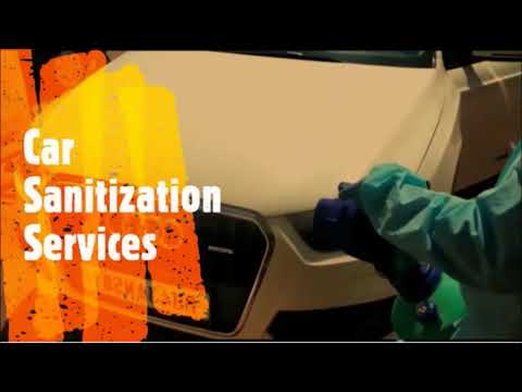 Car Sanitization Services in Mumbai, Thane, Navi Mumbai at Doorsteps - Sadguru Facility Services