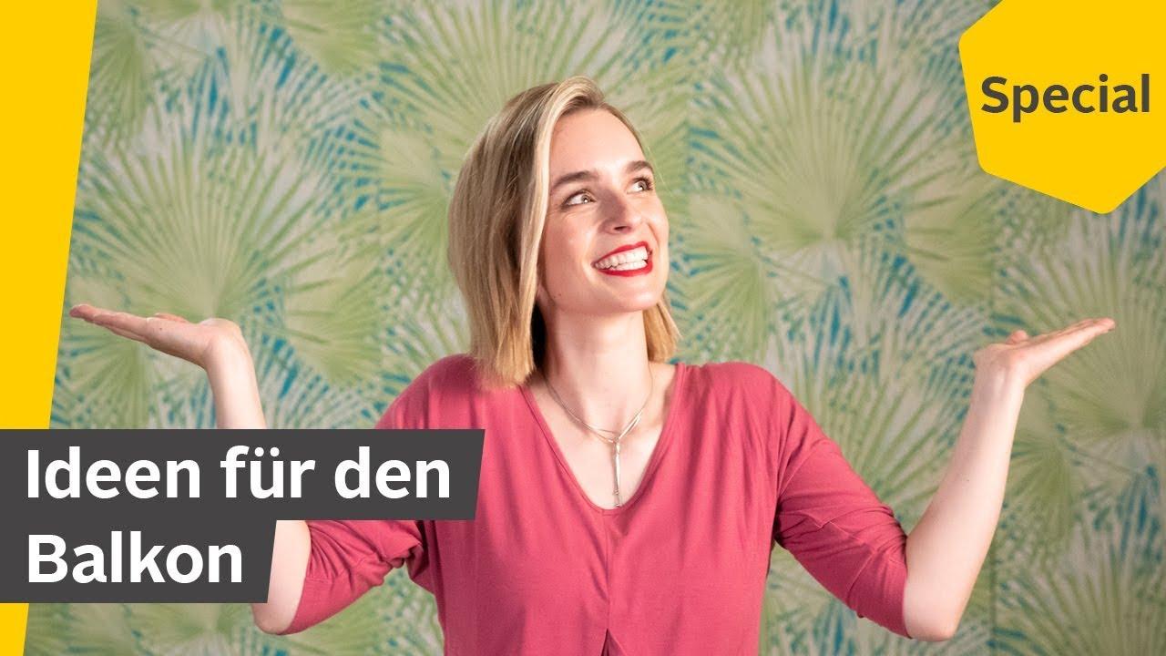 Balkon Gestalten Tipps Und Schone Deko Ideen Otto