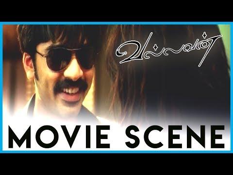 Vallavan - Tamil Movie - Climax Scene | STR | Reema Sen | Yuvan