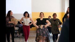 Serena Petronio - Stage di Danze Popolari per Erasmus+