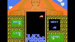 [Famicom/NES] Pyramid -Test Play