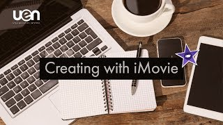 iMovie Create Video Podcast Part 3: Video and Voiceover