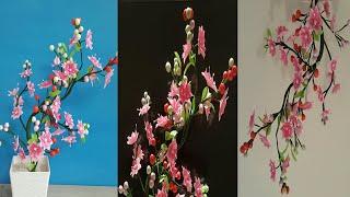 Cara Membuat Bunga dari Kantong Plastik yang Lagi Viral | Attractive Plastic Flowers