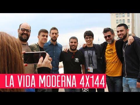 La Vida Moderna 4x144...es que los niños en el patio jueguen a policías y raperos