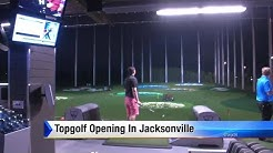 Topgolf opening in Jacksonville