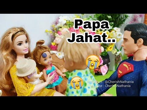 Barbie Cantik Bermain Air Kolam Renang Video Cerita Dongeng Anak Barbie Bahasa Indonesia Lucu