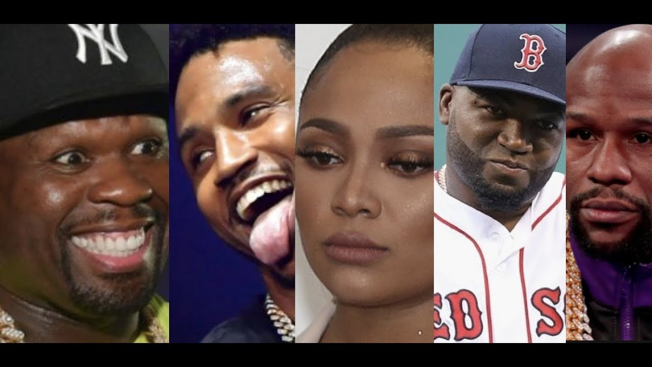 50 Cent REACTS David Ortiz, FOFTY trolls Trey Songz, Tells Floyd Mayweather Nelly stole your girl