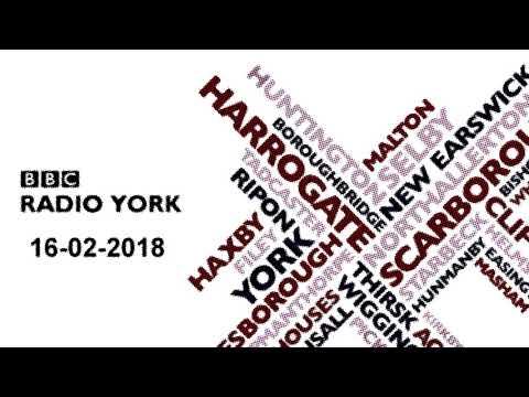 Radio York interviews Keven Hollinrake 16-02-18
