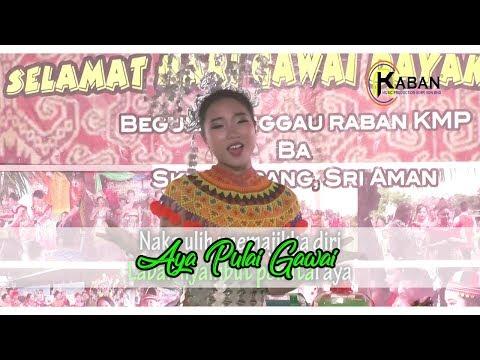 Gawai KMP 2018 | Pamelia David | Aya Pulai Gawai