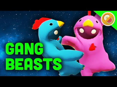 THE HILARIOUS DERPY GAME! | Gang Beasts Multiplayer Gameplay (Funny Moments)