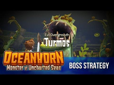 Oceanhorn Walkthrough: Turmos Boss Battle Strategy
