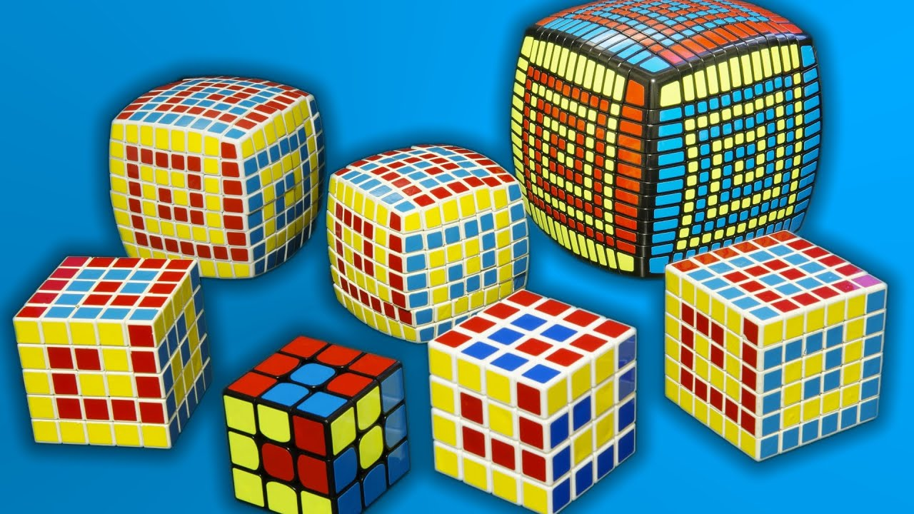 Cool Rubiks Cube Patterns Amazing Inspiration Ideas