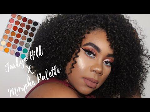 Jaclyn Hill x Morphe Eyeshadow Tutorial | Vabulously Val