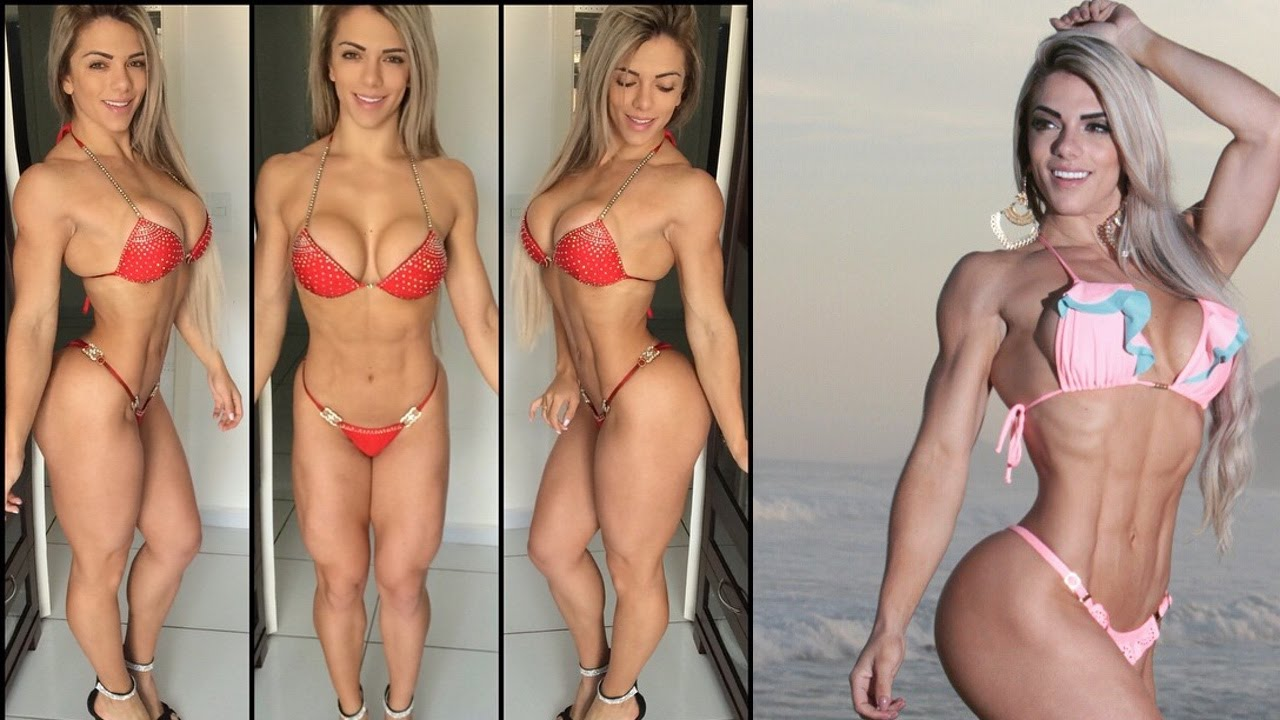ROBERTA ZUNIGA - Workout routines for a hot body with abs