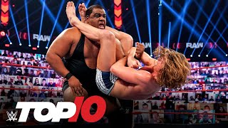 Top 10 Raw moments: WWE Top 10, Nov. 30, 2020