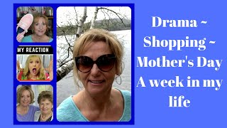 Shopping | Drama | Make-up and more | Lifestyle Vlog | Sixty Plus | Mature Beauty