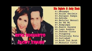 Rita Sugiarto Feat Jacky Zimah - Full Album | Lagu Dangdut Lawas Nostalgia 80an - 90an Terpopuler