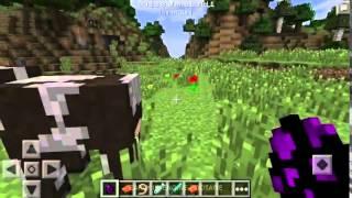 Minecraft PE 0.13.0 Dragões e Cavalos