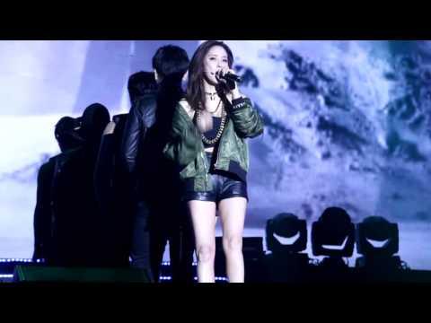 151024 T-ara Hefei concert full fancam(Hyomin focus)Part.2