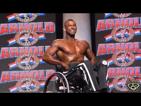 Kyle Roberts - 2016 Arnold Classic Pro Wheelchair