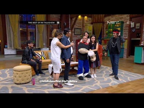 The Best Of Ini Talk Show - Pak RT Gak Ada Abisnya Mancing Emosi Sule
