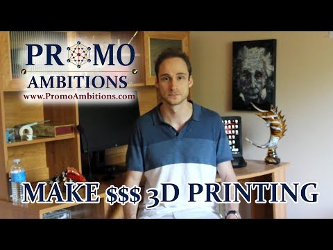 How 3D Printing Entrepreneurs Can Make A Profit in 2019