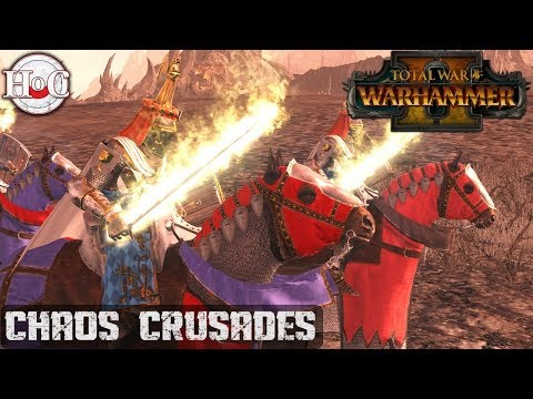 Chaos Crusades - Total War Warhammer 2 - Online Battle 237