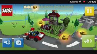 LEGO World 레고 세계 l LEGO Toys 레고 장난감 l Learn Color 색깔 배우기 l Children Video 어린이 영상 M