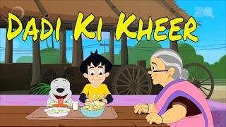 Das Dadi Ki Kheer - Epi - 5 - Chimpoo Simpoo - Funny Hindi Cartoon-Serie - Zee Kinder