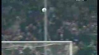 Marco Materazzi erneut gefällt
