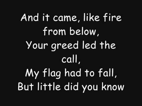 Linkin Park: A Line In The Sand (Lyrics)