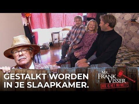 Viktor van de ROMANTIEKPOLITIE komt op bezoek. | Mr. Frank Visser: Hoe is het nu met?