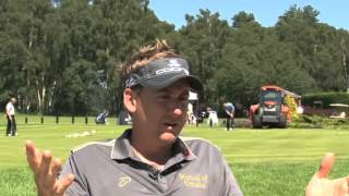 "Ian Poulter: ""A plane and a boat? That's just stupid..."""
