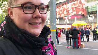 Americans go to their first Premier League game!