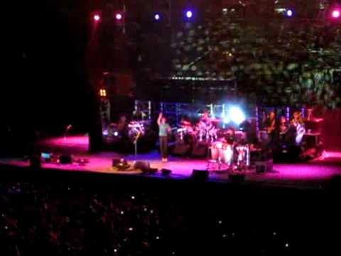 Jason Mraz - All night Long - Live aux Arènes de Nimes 2009 mp3