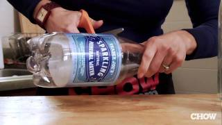 How to Make a Funnel Out of a Plastic Bottle - CHOW Tip