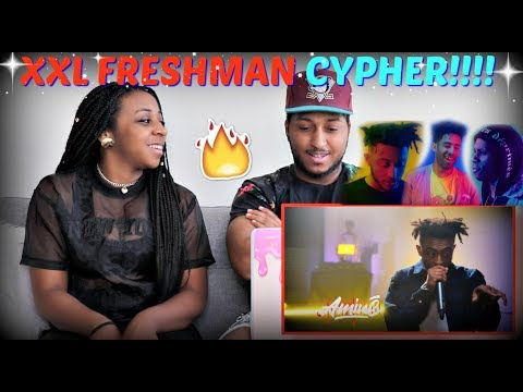 Kyle, A Boogie Wit Da Hoodie and Aminé's 2017 XXL Freshman Cypher REACTION!!!