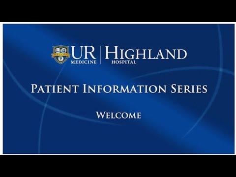 Welcome To Highland Hospital
