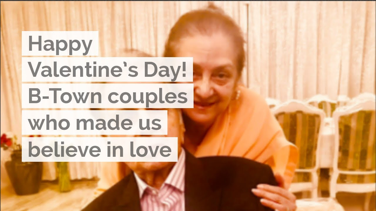 Happy Valentine's Day! B-Town couples who made us believe in love