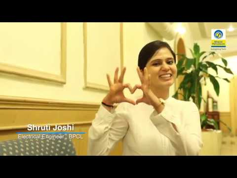 BPCL, the best place to work for Shruti Joshi