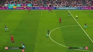 PS4 PES 2020 UEFA EURO 2020 AUSTRIA ROAD TO GLORY [LIVE]