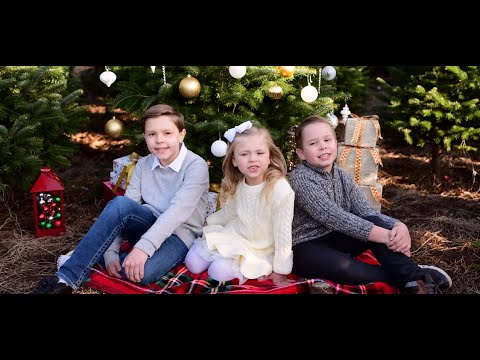 Что Такое Рождество - Семья Нюкеев | Nyukeyev family - YouTube