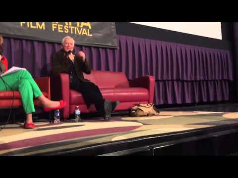 James Morrison talks about awful SyFy movies at Omaha Film