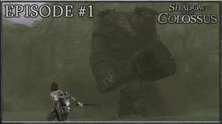 Shadow Of The Colossus - The Minotaurus Colossus - Episode 1