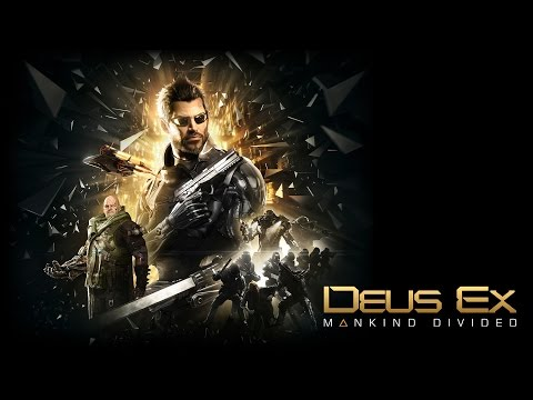Deus Ex Mankind Divided - Gameplay Español | Parte 1 | Prologo - Mision 1 y 2 PC 1080p 60fps