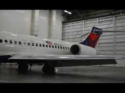 Delta Boeing 717200 Update YouTube