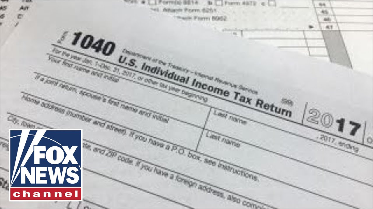 Tax day 2019: So how is Trump's tax cut working out for you?